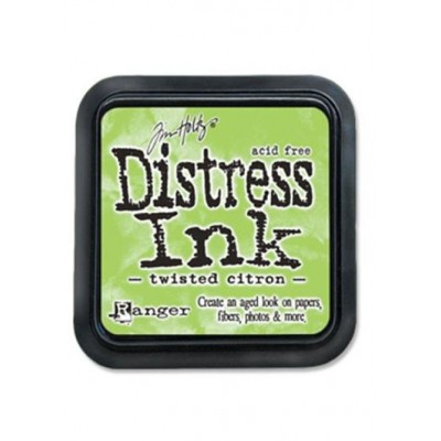 Mini Distress Twisted Citron