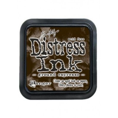 Mini Distress Ground Espresso