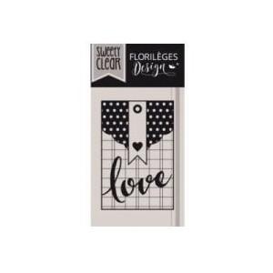 Tampon Pochette Love