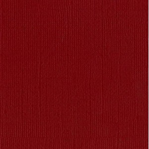 Papier Bazzill 30x30-Pomegranate