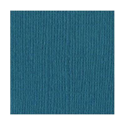 Papier Bazzill 30x30-Mysterious Teal
