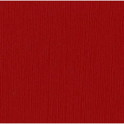 Papier Bazzill 30x30- 9 Classic Red