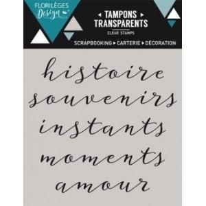 Tampon Petits mots 2