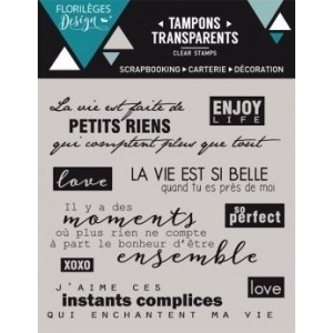 Tampon Petits riens