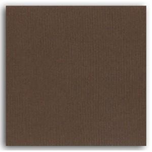 Papier Mahé 2 30x30 Chocolat