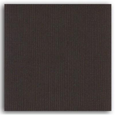 Papier Mahé 2 30x30 Chocolat Noir
