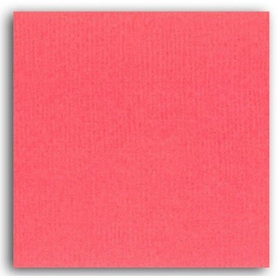 Papier Mahé 2 30x30 Rose Corail