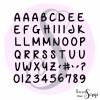 Dies Alphabet capital