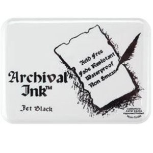 Archival Ink Black