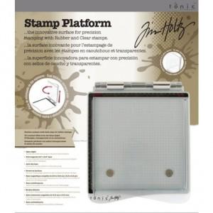 Tim Holtz Stamp Platform