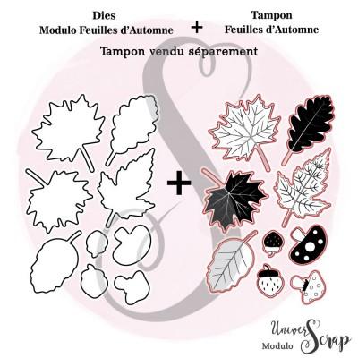 Dies Modulo de feuilles d'automne