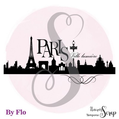 Tampon Frise Paris