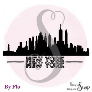 Tampon Frise New York