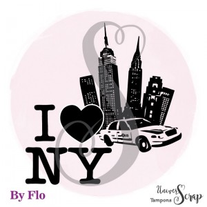 Tampon New York Taxi