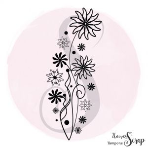 Tampon En fleur 1