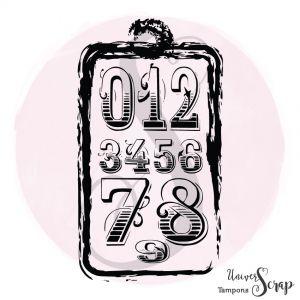 Tampon Tag chiffres