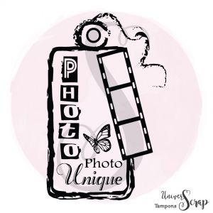 "Tampon Tag ""Photo unique"""