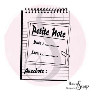 Tampon Petite Note