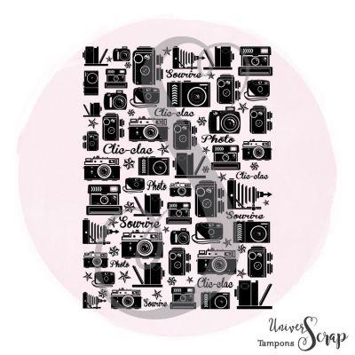 Tampon Fond Appareils photo