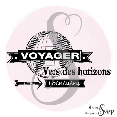 Tampon Horizons Lointains Inspiré by Iggydodie