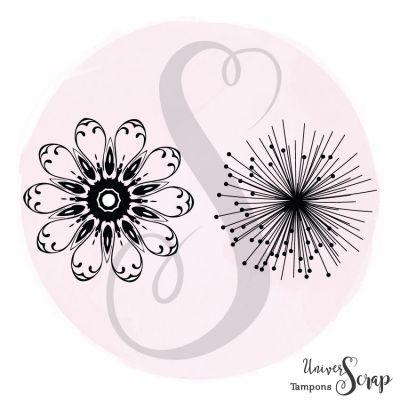 Tampon Tête de fleur