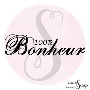 Tampon 100% Bonheur
