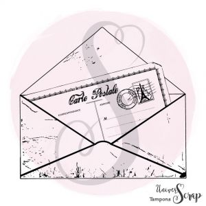 Tampon Enveloppe & Carte