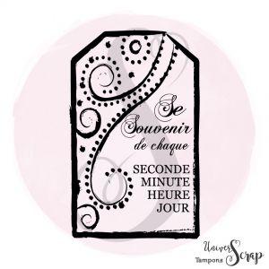 Tampon Tag souvenir