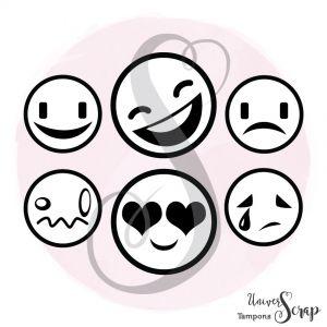 Tampon Smiley