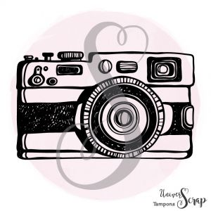 Tampon Grand appareil photo