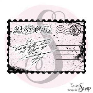 Tampon Post Card