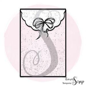 Tampon Enveloppe Shabby