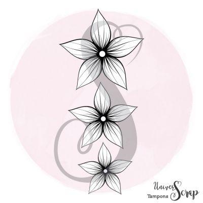 Tampon Trio de Fleurettes