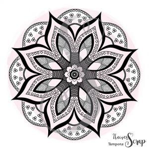 Tampon Mandala 1