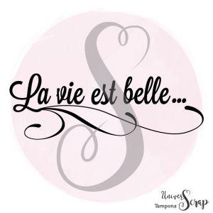 Tampon La vie est Belle