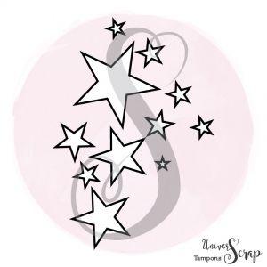 Tampon Poussière d'étoiles