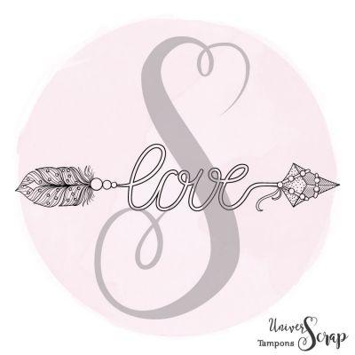 Tampon Flèche Love Boho