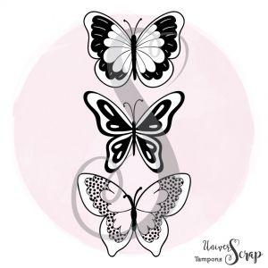Tampon Papillon de Nuit