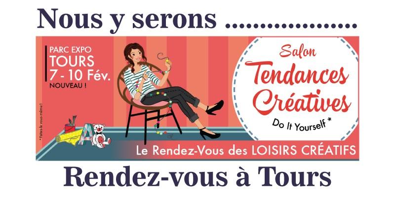 Salon Tendances créatives Tours