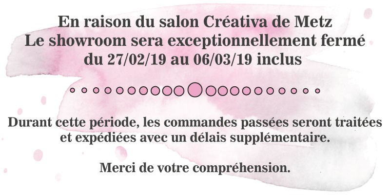 Showroom fermé Metz 2019